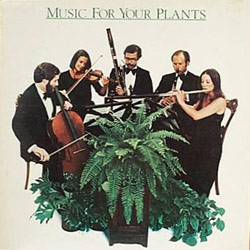 Music for your plants