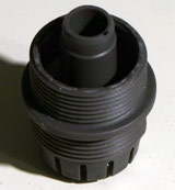 A prepared hosepipe connector